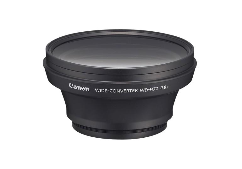 Canon-ワイドコンバーター-WD-H72