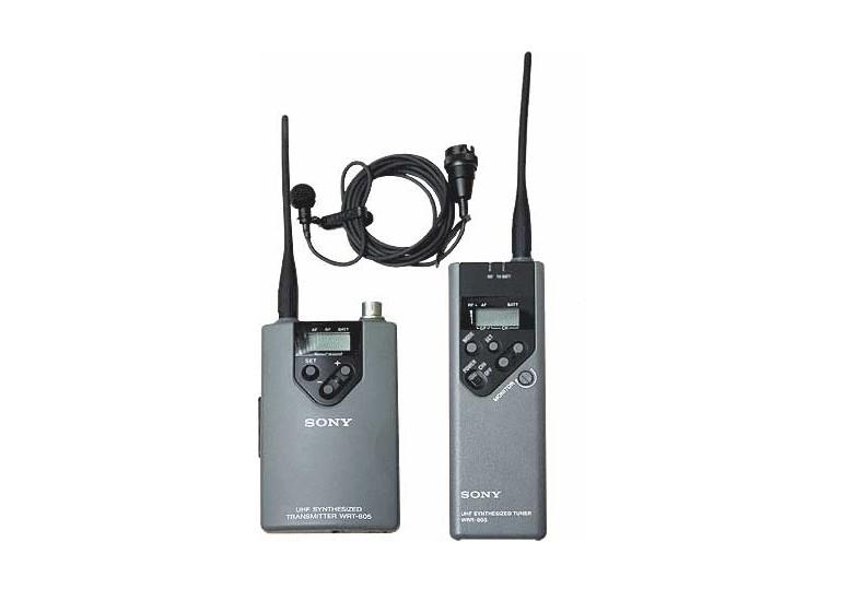 SONY-WRR-805receiverWRT-805transmitter